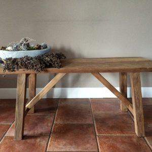 Slanke salontafel