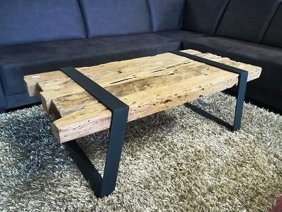 Balken salontafel