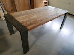 Industriele tafel 200x100cm