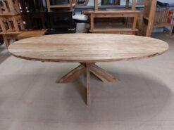 ovale tafel 240cm